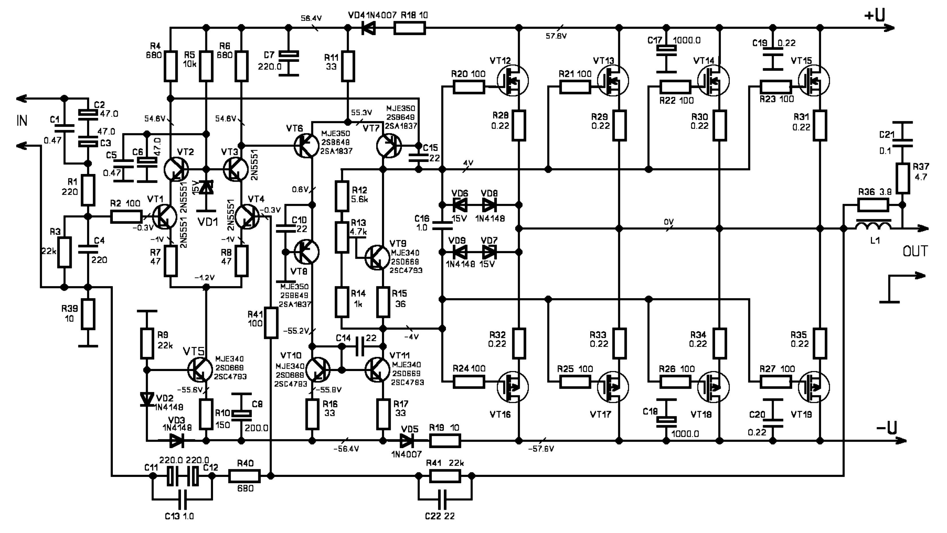 Mc33078 схема включения